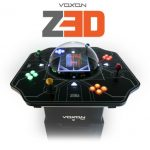 Voxon Photonics Releases The Z3D Volumetric Display Home Arcade Machine