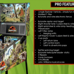 Arcade Heroes Jurassic Park Revealed As Stern Pinball's Next Title
