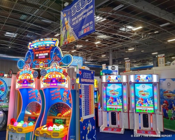Mario & Sonic At The Tokyo 2020 Olympic Games Arcade Edition
