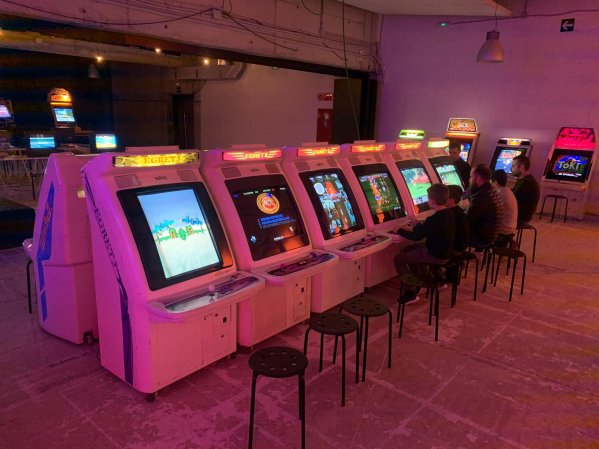 Mikado Game Center Europe