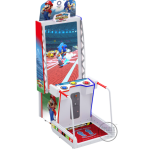 Arcade Heroes Sega Unveils New Mario & Sonic At The Olympic Games 2020 Arcade Cabinet