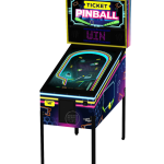 Arcade Heroes Touch Magix To Launch Two At Amusement Expo 2020: Ticket Pinball & SpaceWarp 66 [AM]